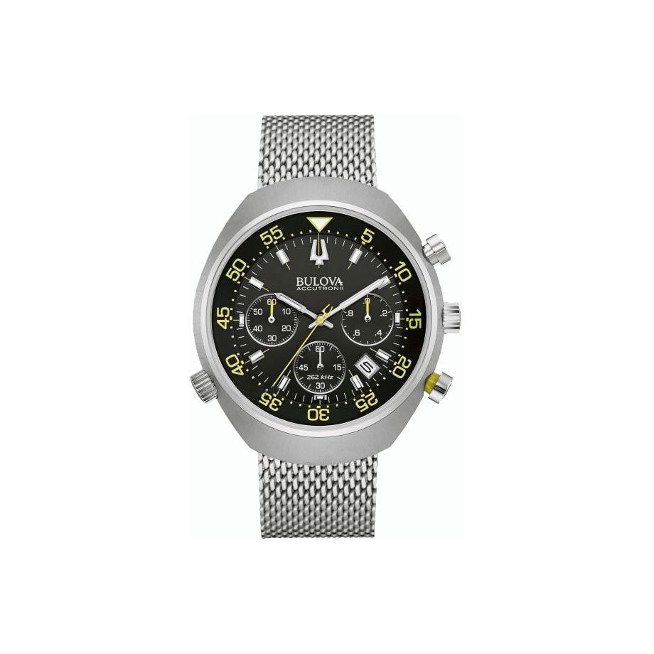 victorinox - Avis Chrono Classic Victorinox  - Page 2 Bulova-Watch-96B236-frontfw920fh920