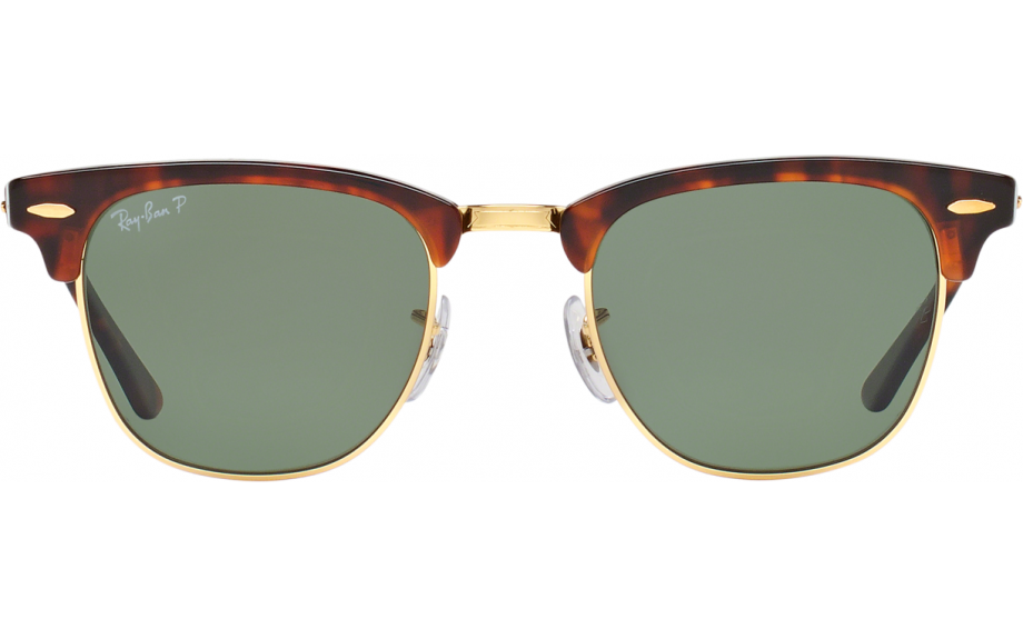 Ray Ban Clubmaster RB3016 Sunglasses