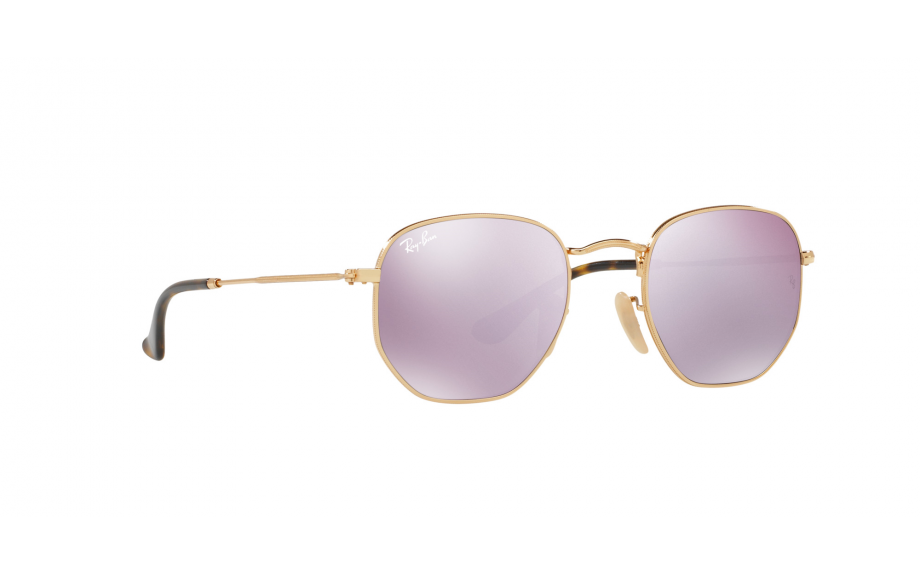 Ray Ban Hexagonal RB3548N Sunglasses