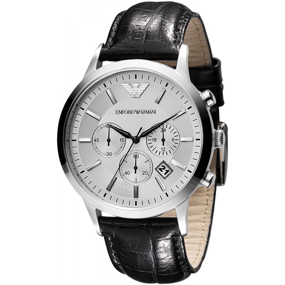 7d433b0c6c5 AR2432 Emporio Armani Horloge - Gratis verzending   Schaduwstation